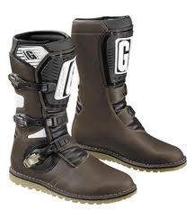 Botes Gaerne trial Balance classic brown